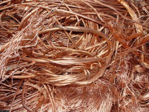 Scrap Copper Rockingham