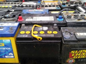 Scrap Car Batteries Perth